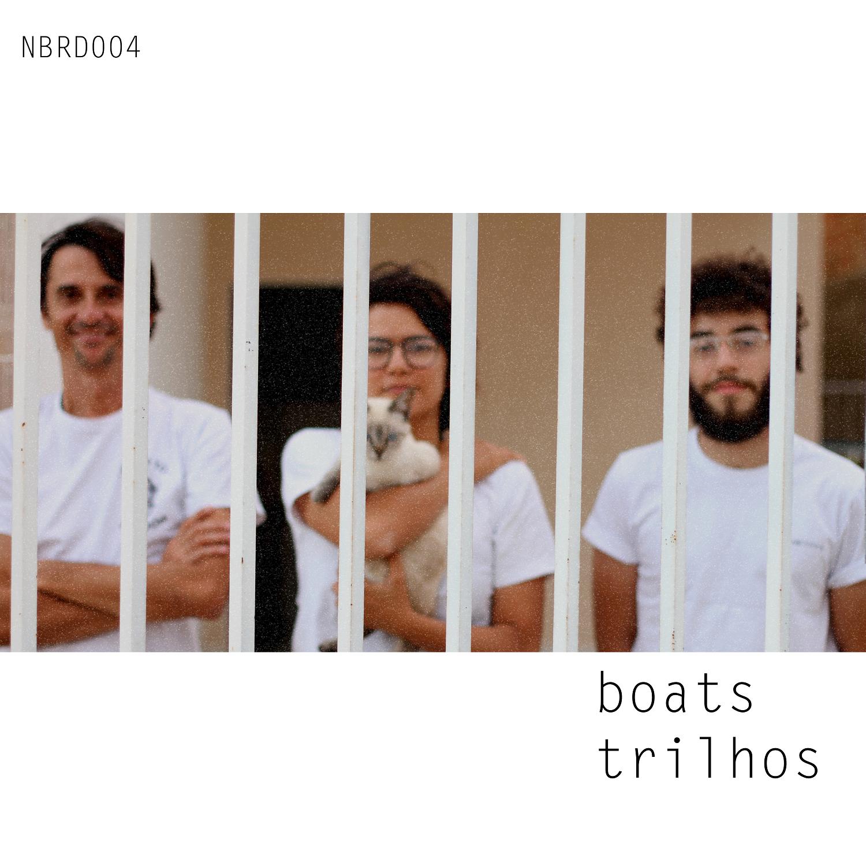 2017 – Boats – Trilhos [Single]