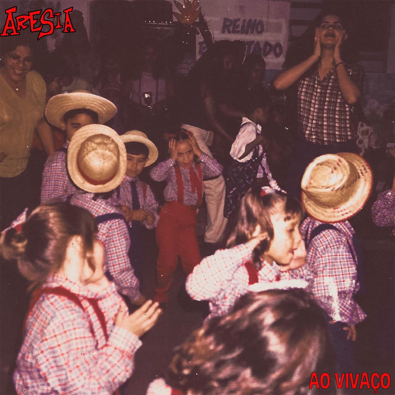 2018 – Aresia – Aresia Ao Vivaço [EP]