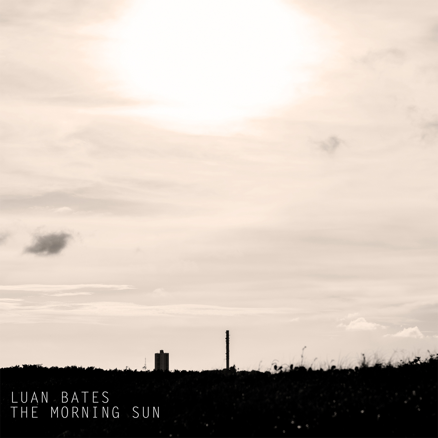 2018 – Luan Bates – The Morning Sun [Álbum]