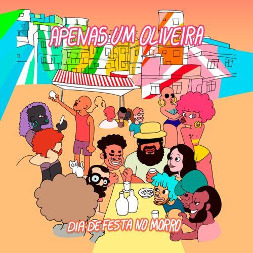 2020 – Apenas Um Oliveira – Dia de Festa no Morro [Single]